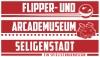 Flipper- und Arcademuseum Seligenstadt Mobile Logo